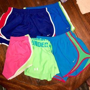 Athletic Shorts Bundle!